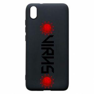 Phone case for Xiaomi Redmi 7A Virus