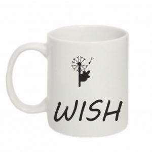 Kubek 330ml Wish