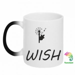 Kubek-kameleon Wish