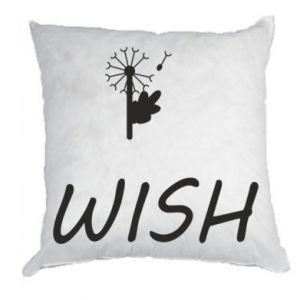 Poduszka Wish