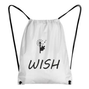 Plecak-worek Wish