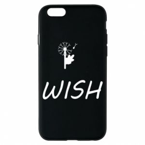 Etui na iPhone 6/6S Wish
