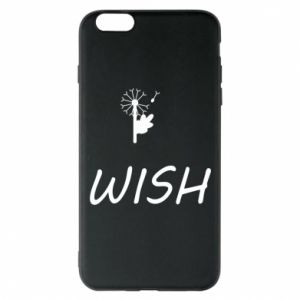 Etui na iPhone 6 Plus/6S Plus Wish