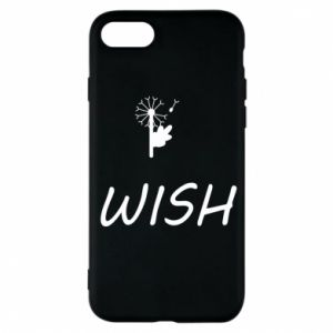Etui na iPhone 7 Wish