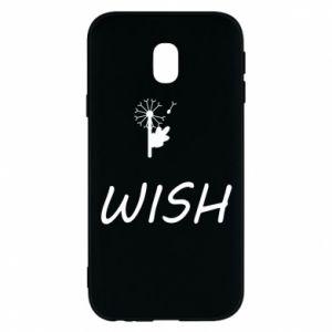 Etui na Samsung J3 2017 Wish