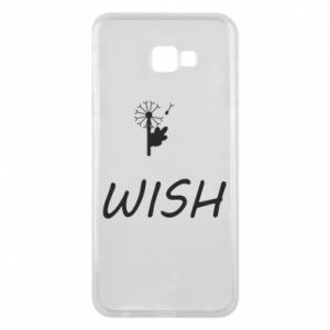 Etui na Samsung J4 Plus 2018 Wish