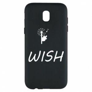 Etui na Samsung J5 2017 Wish