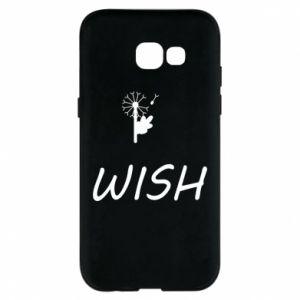 Etui na Samsung A5 2017 Wish