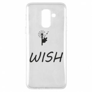 Etui na Samsung A6+ 2018 Wish