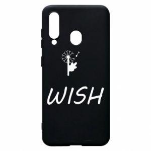 Etui na Samsung A60 Wish