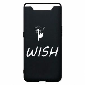 Etui na Samsung A80 Wish