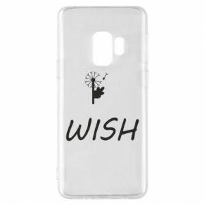 Etui na Samsung S9 Wish