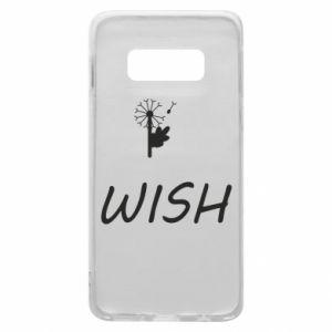 Etui na Samsung S10e Wish