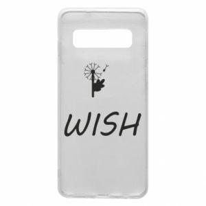 Etui na Samsung S10 Wish