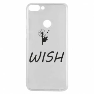 Etui na Huawei P Smart Wish