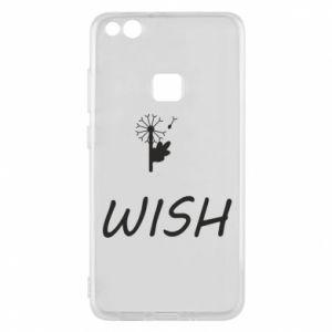 Etui na Huawei P10 Lite Wish