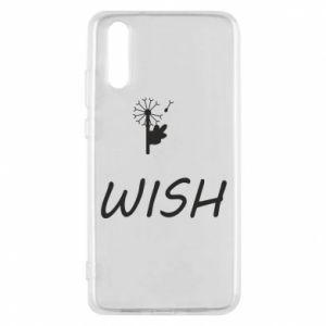 Etui na Huawei P20 Wish