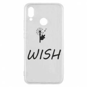Etui na Huawei P20 Lite Wish