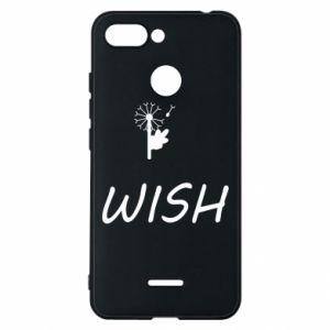 Etui na Xiaomi Redmi 6 Wish