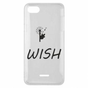 Etui na Xiaomi Redmi 6A Wish
