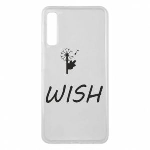 Etui na Samsung A7 2018 Wish