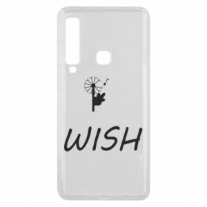 Etui na Samsung A9 2018 Wish