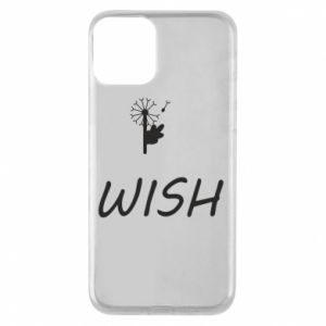 Etui na iPhone 11 Wish