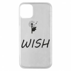 Etui na iPhone 11 Pro Wish
