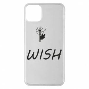 Etui na iPhone 11 Pro Max Wish