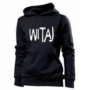 Women's hoodies Witaj