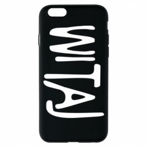 Phone case for iPhone 6/6S Witaj