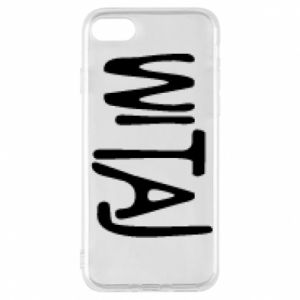 Phone case for iPhone 8 Witaj