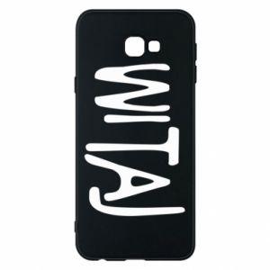 Phone case for Samsung J4 Plus 2018 Witaj