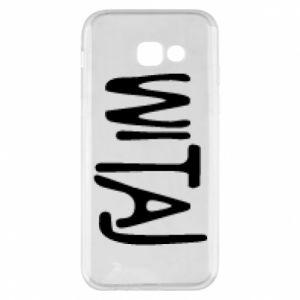 Phone case for Samsung A5 2017 Witaj