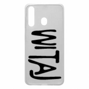 Phone case for Samsung A60 Witaj