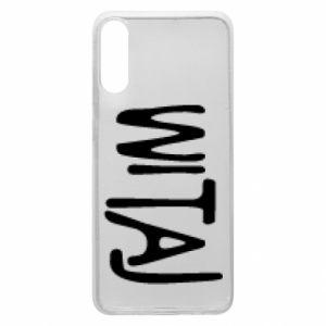 Phone case for Samsung A70 Witaj