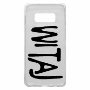 Phone case for Samsung S10e Witaj