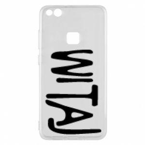 Phone case for Huawei P10 Lite Witaj
