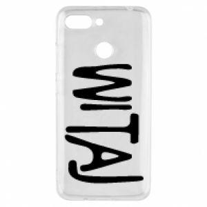 Phone case for Xiaomi Redmi 6 Witaj