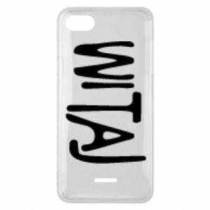 Phone case for Xiaomi Redmi 6A Witaj