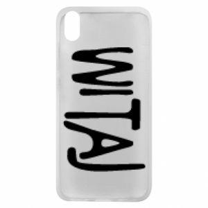 Phone case for Xiaomi Redmi 7A Witaj
