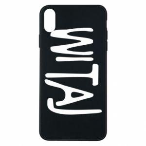 Phone case for iPhone Xs Max Witaj