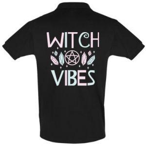Koszulka Polo Witch vibes