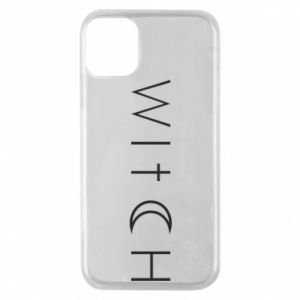Etui na iPhone 11 Pro Witch