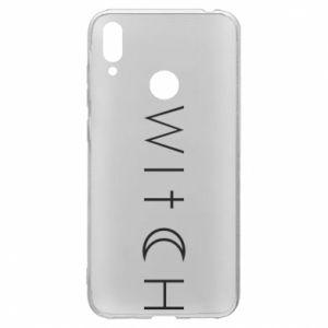 Etui na Huawei Y7 2019 Witch