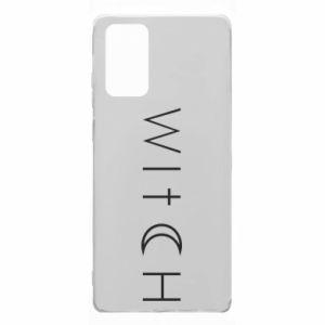 Etui na Samsung Note 20 Witch