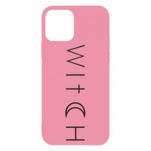 Etui na iPhone 12/12 Pro Witch
