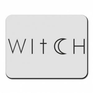 Podkładka pod mysz Witch