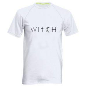 Koszulka sportowa męska Witch