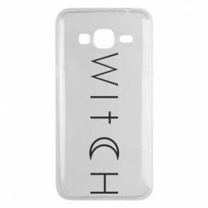 Etui na Samsung J3 2016 Witch